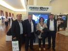 FERIOLI-ECO PRESENTE EN LA CUMBRE LATINOAMERICANA DE ALCALDES - MAR DEL PLATA 2015.